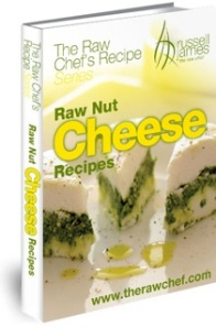 Raw Nut Cheese by Russell James