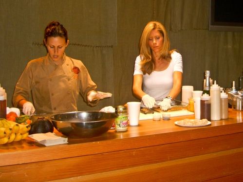 Cooking With Chef Jenny Ross