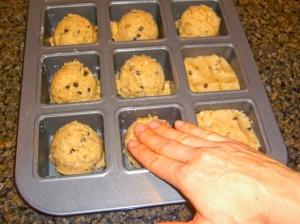 Flatten the Muffins