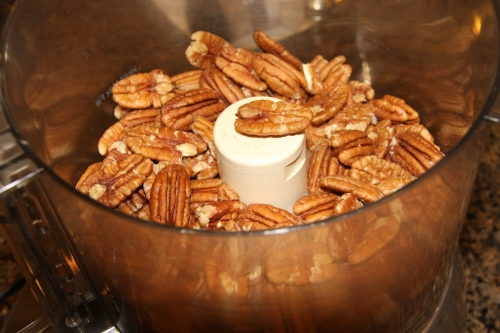Frozen Raw Pecans