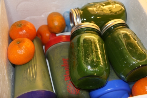 My Green Smoothies & Green Juice