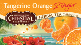 Photo Courtesy of Celestial Seasonings