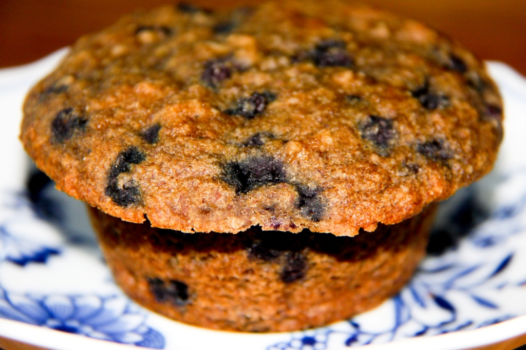 Gluten Free Blueberry Muffin 042-14