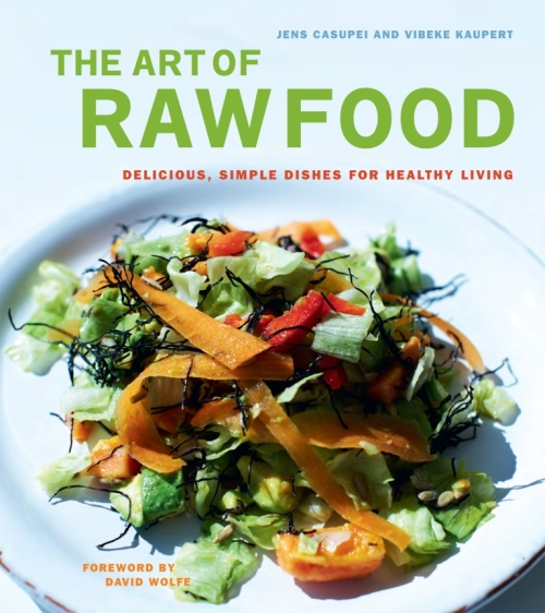 Food Book Cover Art : Book review the art of raw food balanced grettie