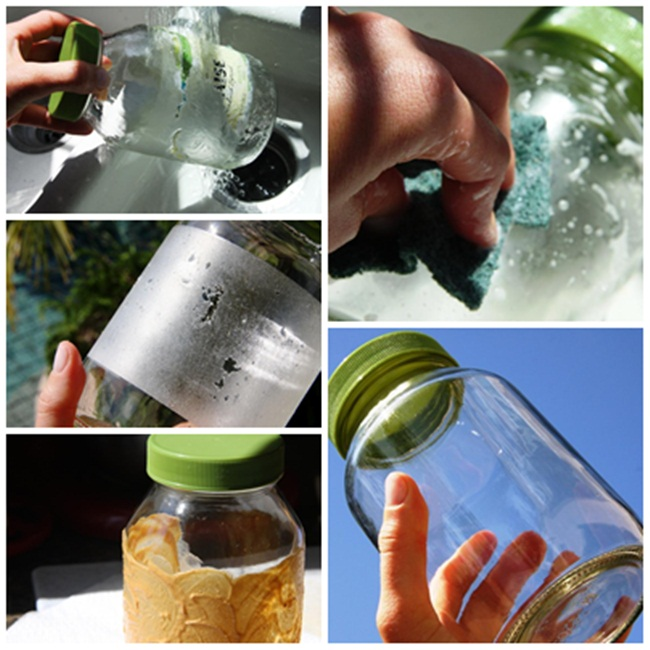 How To Remove Stickers From Plastic Jars Balanced Grettie