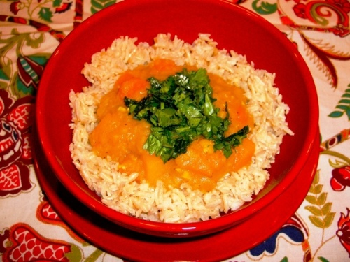 Red Lentil Stew Compress