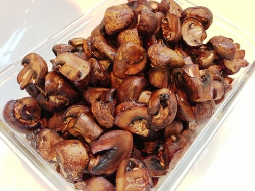 Roasted Mushrooms 13