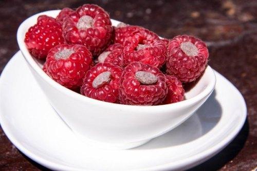 Carob Raspberries