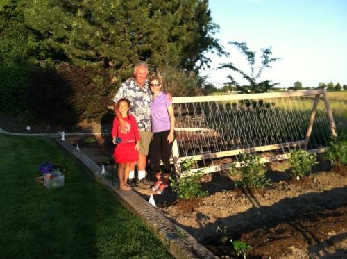 Veggie Grettie Organic Garden