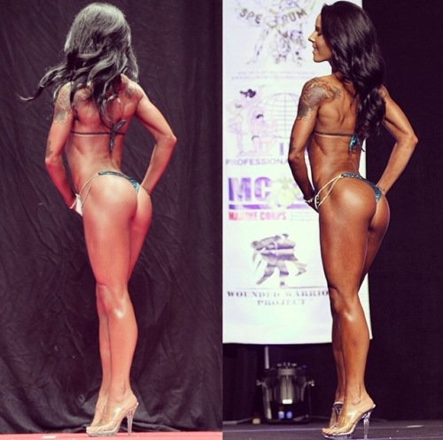 Hana DeVore Glute Progress