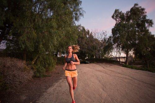 Gretchen Tseng Running